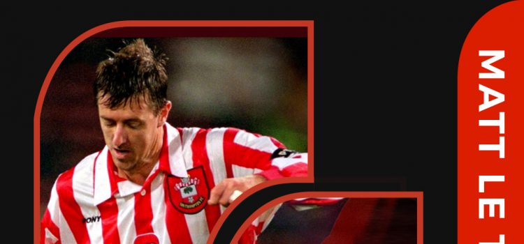 Featured Footballer: Matt Le Tissier